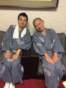 2018.9.12湯島天神・謝楽祭・林家正楽先生
