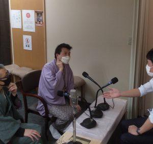 2020.11.23TBSラジオ収録②
